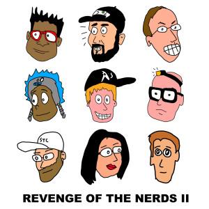 Album Revenge of the Nerds II from MC Lars