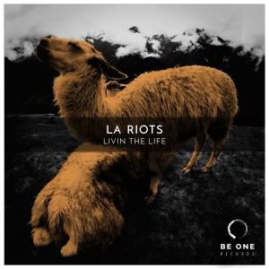 Album Livin the Life from LA Riots