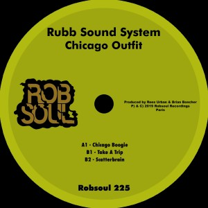 Album Chicago Outfit from Rubb Sound System