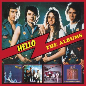 Album Hello: The Albums from Hello
