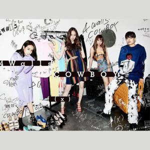 f(x)的專輯4 Walls / COWBOY