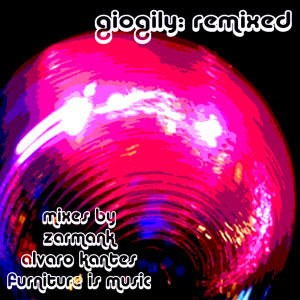 Album Giogily: Remixed from Spiritual Blessings