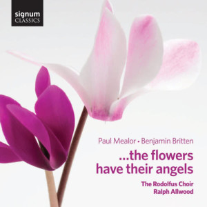 Album ... The Flowers Have Their Angels from Britten
