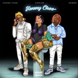 Album Jimmy Choo (feat. Young Thug & Gunna) from Young Thug