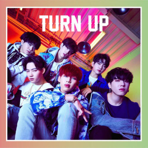 GOT7的專輯Turn Up (Original Edition)