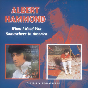 Listen to ALL ALONE AM I song with lyrics from Albert Hammond