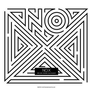 金在中的專輯NO.X