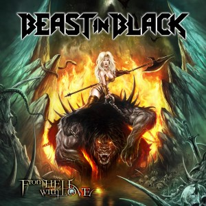 Album From Hell with Love from Beast In Black