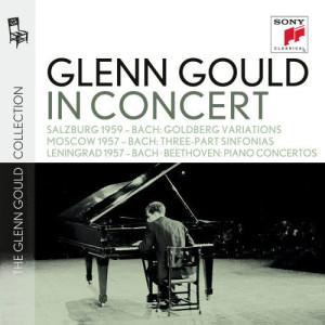 Glenn Gould的專輯Glenn Gould in Concert: Salzburg 1959 (Bach); Moscow 1957 (Bach); Lenningrad 1957 (Bach, Beethoven)