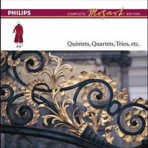 Academy of St. Martin in the Fields Chamber Ensemble的專輯Mozart: The Quintets & Quartets for Strings & Wind
