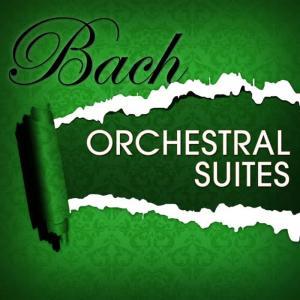 Album J.S. Bach: Orchestral Suites from Helmut Winschermann