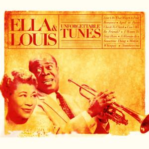 Ella Fitzgerald的專輯Ella & Louis - Unforgettable Tunes