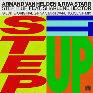 Album Step It Up from Sharlene Hector
