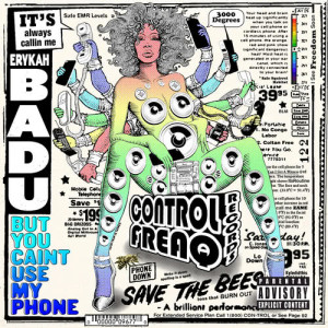 Listen to I'll Call U Back song with lyrics from Erykah Badu