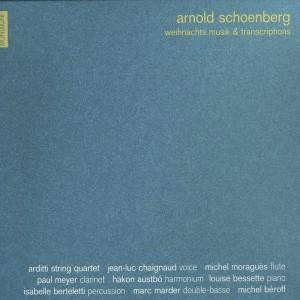 Michel Beroff的專輯Schoenberg: Weihnachtsmusik & Arrangements - Arditti Quartet Edition, Vol. 2