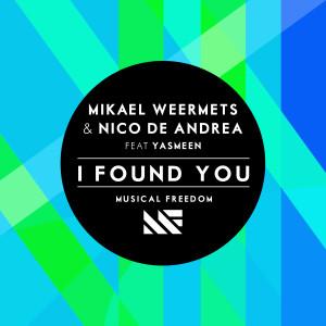 Album I Found You (feat. Yasmeen) from Yasmeen