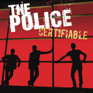 Album Certifiable from The Police