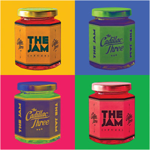 Album The Jam from The Cadillac Three