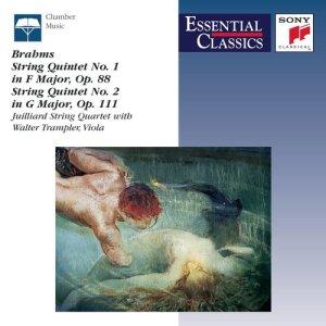 Walter Trampler的專輯Brahms: String Quintets