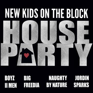 New Kids On The Block的專輯House Party