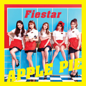 Fiestar的專輯APPLE PIE