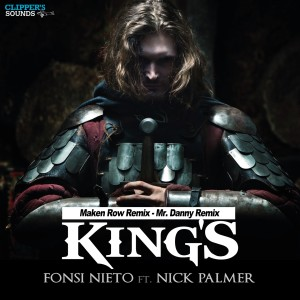 Album Kings the Remixes from Fonsi Nieto
