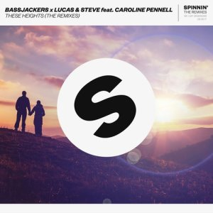 Listen to These Heights (feat. Caroline Pennell) (Jay Hardway Remix) song with lyrics from Bassjackers