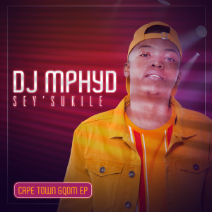 Album Cape Town Gqom from Dj Mphyd