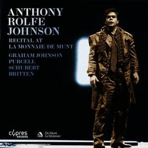 Anthony Rolfe Johnson的專輯Anthony Rolfe Johnson   Recital at La Monnaie / De Munt (Live)