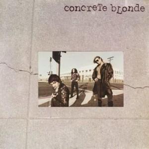Album Concrete Blonde from Concrete Blonde