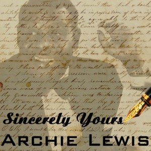 Album Sincerely Yours from Archie Lewis