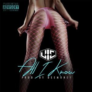 Album All I Know from V.I.C.