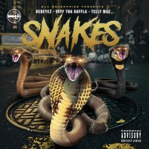 Redeyez的專輯Snakes (Explicit)
