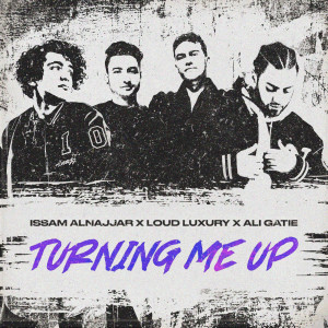 Album Turning Me Up (Hadal Ahbek) from Ali Gatie