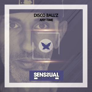 Album Any Time from Disco Ball'z