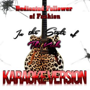 Karaoke - Ameritz的專輯Dedicated Follower of Fashion (In the Style of the Kinks) [Karaoke Version] - Single