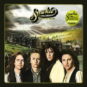 Album Changing All the Time (New Extended Version) from Smokie