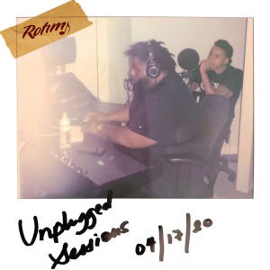 Rotimi的專輯Unplugged Sessions - EP
