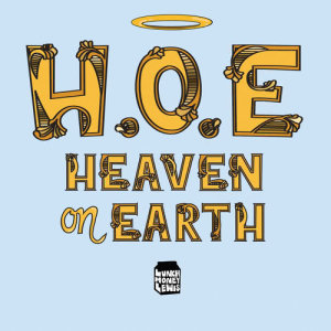 Album H.O.E. (Heaven on Earth) from LunchMoney Lewis