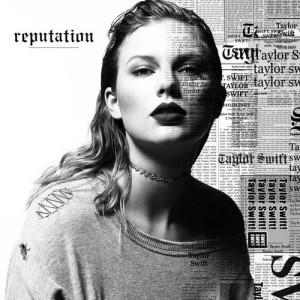 Taylor Swift的專輯reputation