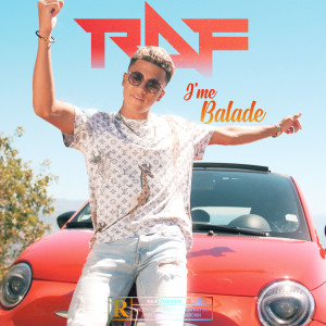 Album J'me Balade from Raf