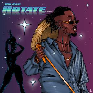 Mr Eazi的專輯Rotate (Freestyle)