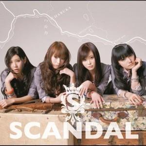 Scandal的專輯Haruka