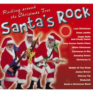 Listen to Santa rock song with lyrics from Hello