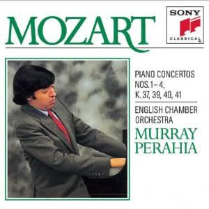Murray Perahia的專輯Mozart: Piano Concertos Nos. 1-4