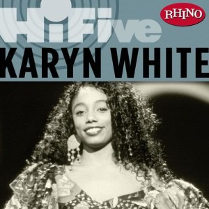 Album Rhino Hi-Five: Karyn White from Karyn White