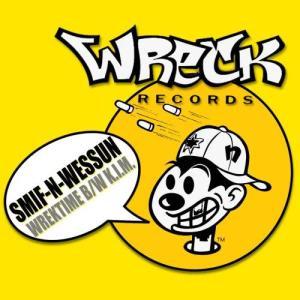 Album Wrektime b/w K.I.M. from Smif-N-Wessun