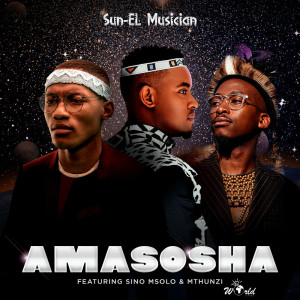 Album Amasosha from Sino Msolo