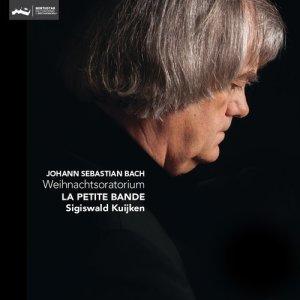 Album Weihnachtsoratorium from La Petite Bande
