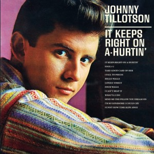 Johnny Tillotson的專輯It Keeps Right On A-Hurtin'